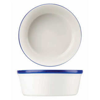 Ramekin Retro Blue