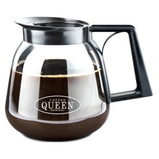 Glaskanna Coffee Queen 1,8 liter 3-pack
